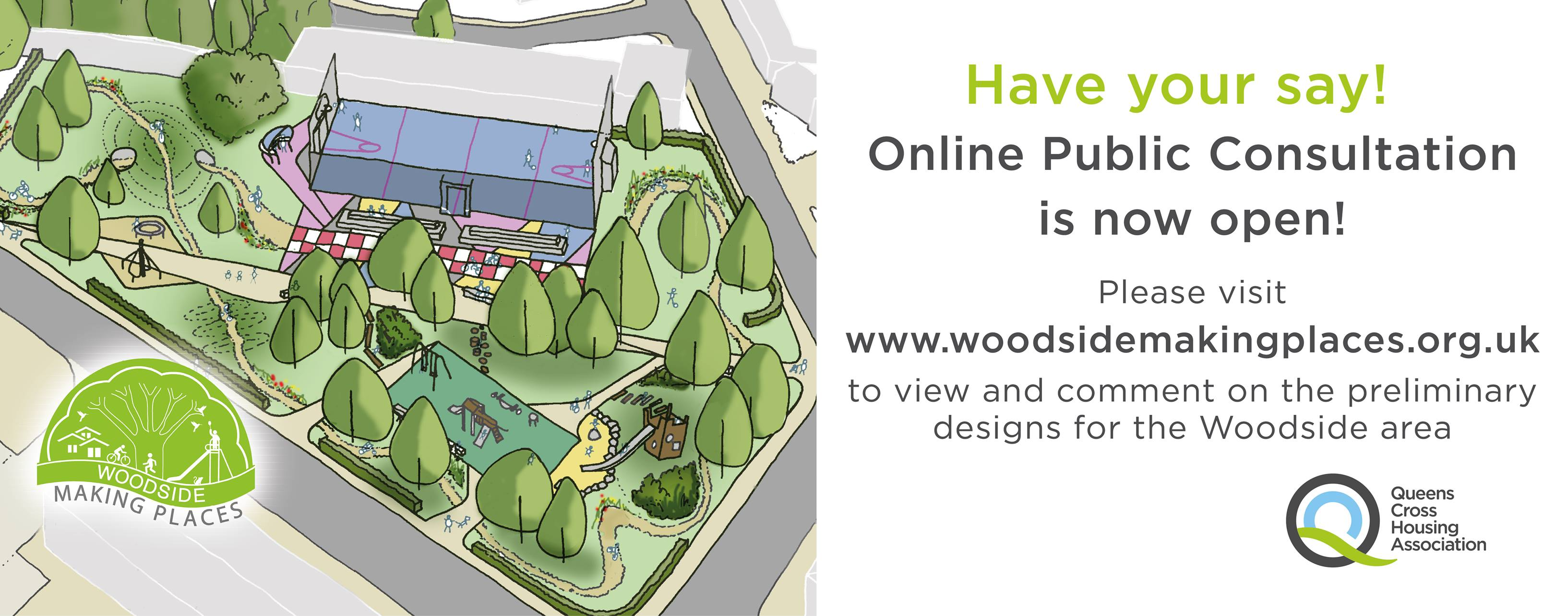 Woodside Making Places