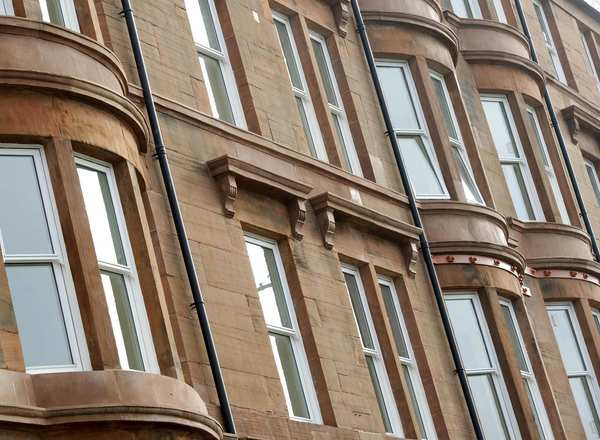 Traditional Glasgow tenements